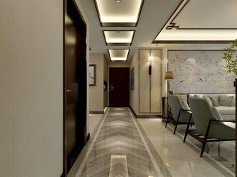 富裕型130平米三室两厅中式风格走廊效果图