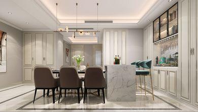 20万以上130平米三室两厅欧式风格餐厅欣赏图
