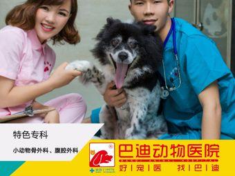 巴迪动物医院 全科诊疗丨一站式犬证点(德政分店)