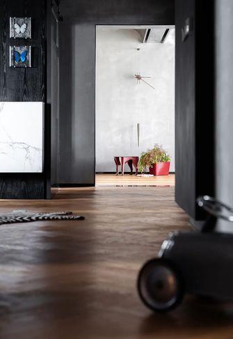 经济型140平米四室两厅混搭风格走廊图片