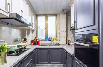 经济型140平米四室两厅欧式风格厨房图片大全