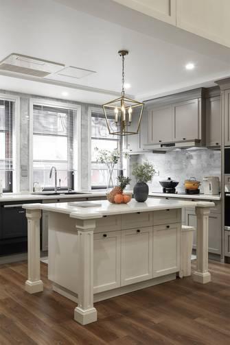 豪华型140平米别墅美式风格厨房图