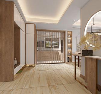20万以上100平米三室两厅日式风格玄关装修案例