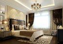20万以上140平米复式北欧风格卧室设计图