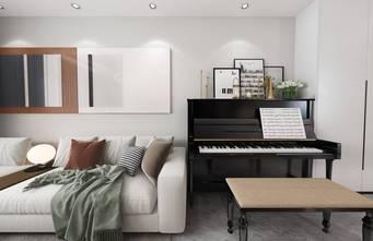10-15万100平米三现代简约风格客厅装修效果图