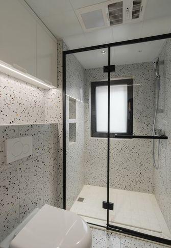 富裕型120平米四室一厅日式风格卫生间设计图