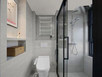 5-10万110平米公寓北欧风格卫生间图片