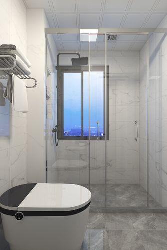 100平米三室一厅现代简约风格卫生间欣赏图
