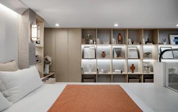 60平米一室两厅日式风格卧室效果图