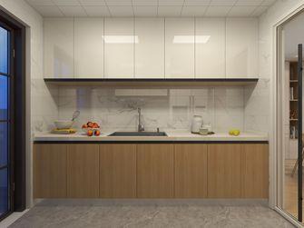 三日式风格厨房装修案例
