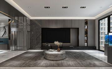 15-20万140平米四室三厅现代简约风格客厅装修效果图