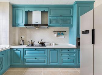 10-15万100平米三室两厅美式风格厨房装修案例