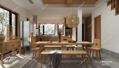 140平米别墅田园风格客厅装修图片大全