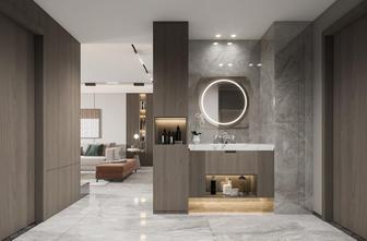 140平米四室两厅轻奢风格卫生间效果图