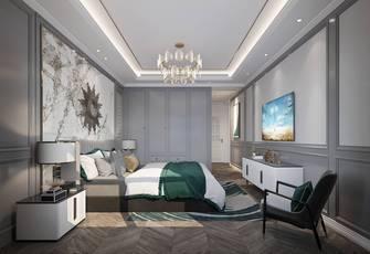 20万以上140平米复式美式风格卧室欣赏图