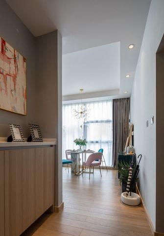 5-10万50平米一室一厅轻奢风格玄关装修效果图