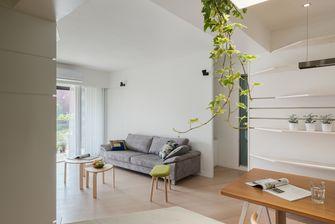 富裕型110平米三欧式风格阳台设计图