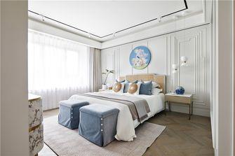 140平米别墅法式风格卧室图片大全
