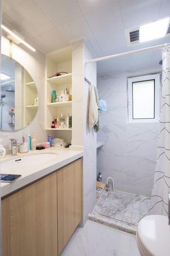 5-10万50平米公寓日式风格卫生间装修案例