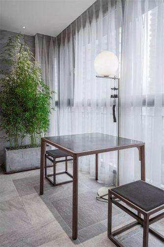 20万以上140平米四室三厅新古典风格阳台装修案例