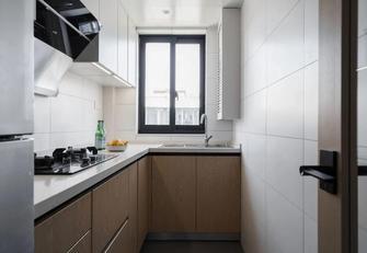 5-10万50平米小户型日式风格厨房装修案例