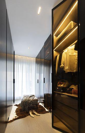 20万以上140平米四室两厅现代简约风格衣帽间设计图