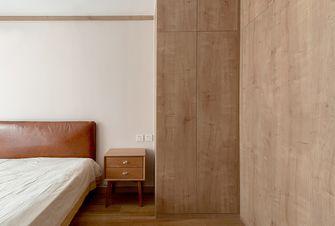 经济型140平米别墅日式风格卧室装修案例
