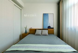 富裕型140平米四室两厅北欧风格卧室装修图片大全