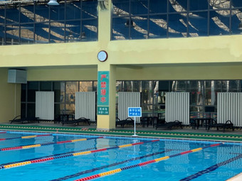 德盛苑·游泳 羽毛球馆