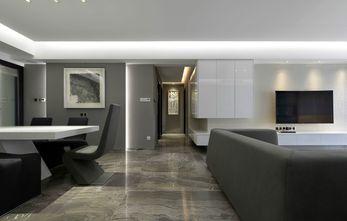 120平米三混搭风格客厅装修图片大全