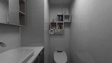 80平米三室两厅欧式风格卫生间效果图