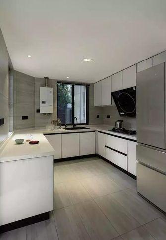 15-20万140平米四现代简约风格厨房图片大全