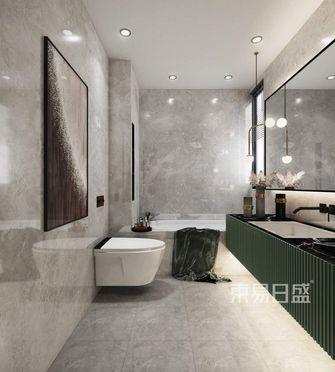 10-15万130平米三现代简约风格卫生间装修案例