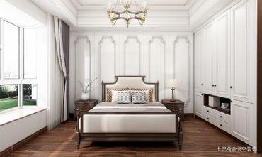 豪华型140平米三欧式风格卧室图