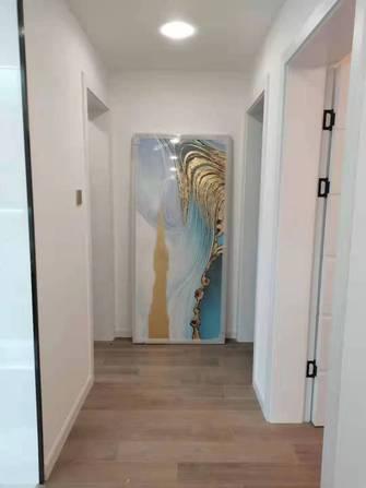 130平米四室两厅现代简约风格走廊图片大全