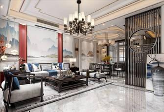 10-15万130平米四室两厅中式风格客厅装修案例