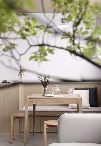 10-15万70平米日式风格餐厅装修效果图
