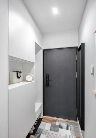 富裕型100平米三室两厅北欧风格玄关装修效果图