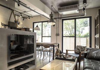 豪华型110平米一室一厅工业风风格客厅装修案例