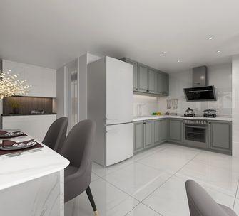 60平米复式北欧风格厨房设计图