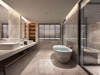 3万以下140平米别墅美式风格卫生间效果图