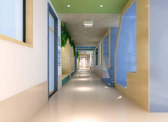 140平米公装风格走廊效果图