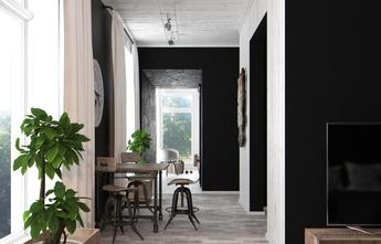 5-10万60平米公寓港式风格餐厅图片