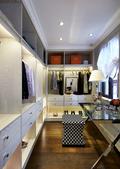 豪华型140平米别墅新古典风格衣帽间图