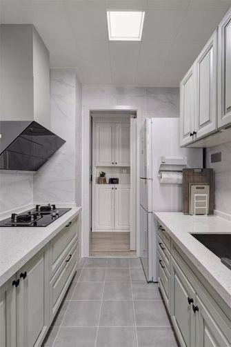 经济型80平米美式风格厨房装修图片大全