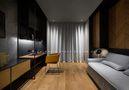 豪华型140平米日式风格书房装修案例