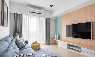 100平米北欧风格客厅装修效果图