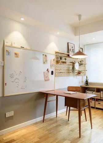 经济型100平米北欧风格书房装修案例