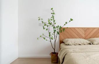 3万以下30平米以下超小户型现代简约风格卧室装修案例