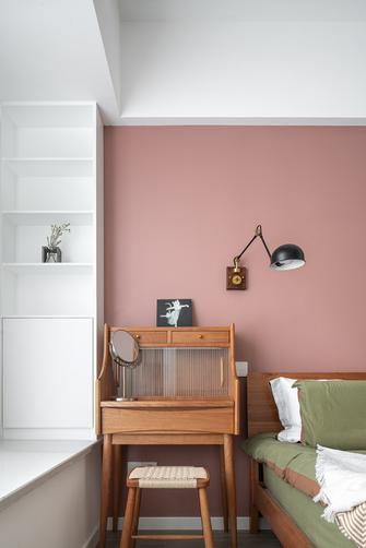 富裕型120平米四室两厅北欧风格卧室效果图